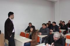 01-04 Şubat 2017 Tarihleri arasında Ula Merkezde düzenlenmiş olan 2. nci Uygulamalı Girişimcilik Eğitimi 3