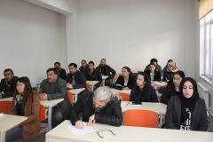01-04 Şubat 2017 Tarihleri arasında Ula Merkezde düzenlenmiş olan 2. nci Uygulamalı Girişimcilik Eğitimi