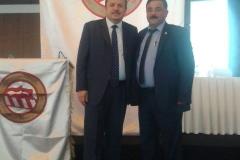 Türkiye Berberler ve Kuaförler Federasyonu Genel Başkanı Bayram KARAKAŞ