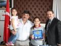 Kızılyaka ilkokulu Müd. Ali Madan Ekmek İsrafı ile İlgili Şiir Yarışmasında Türkiye 1'incisi Ceren Köklüce