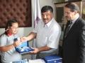Kızılyaka ilkokulu Müd. Ali Madan Ekmek İsrafı ile İlgili Şiir Yarışmasında Türkiye 1'incisi Ceren Köklüce,