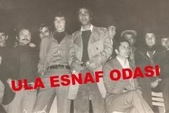 Soldan Sağa Doğru Muhammer Tütüncü, Hüseyin Coşkun, Ali Demirbaş, Cengiz Kara, Fahrettin Civelek, Cemil Şatıroğlu