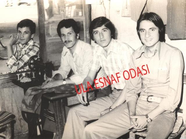 Soldan Sağa Doğru Fahrettin Civelek, Ali Demirbaş, Turan Yücel