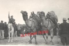 07.01.1962 yılında Atın Üstünde Muhammet Devrişoğlu