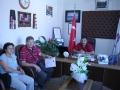 Çamlık Restaurant işletme Sahibi İdris Kaptan Eşi ile Ziyareti