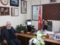Ak Parti Ula ilçe Başkanı İsmail AKKAYA