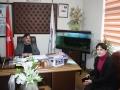 Ak Parti Ula ilçe Teşkilatı Yönetim Kurulu Üyesi Gamza Çakır ŞEVİK
