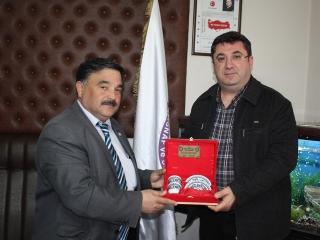 Antalya Berberler Odası Başkanı Yüksel UZUN