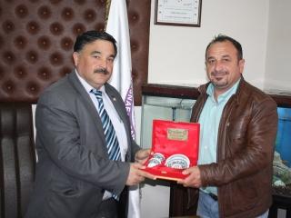 Antalya Berberler Odası Başkan Vekili Mustafa GÜR