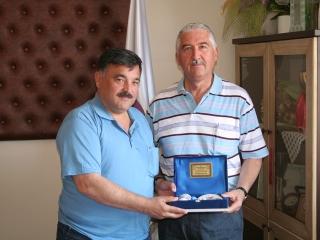 Emirbeyazıt İlköğretim ve 75. Yıl Orta Okulu Emekli Müdürü Yardımcısı Ali Demirbaş