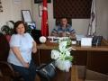 Eski SGK Avukatı Şuanda Güneysınır'ı Noteri Ayşenur TÜTÜNCÜ