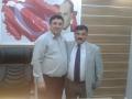 Antalya Berberler ve Kuaförler Odası Başkanı Sayın Yüksel UZUN