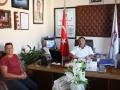 Kızılyaka Mahalle Muhtarı Selma Şensoy ÇETİN