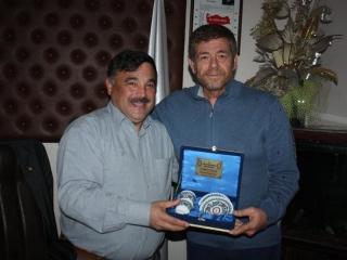 Marmaris Deniz Ticaret Odası Başkanı Hasan MENGİ