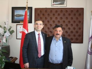 Muğla Halk Sağlığı Müdürü Uzm. Dr. Mustafa Nuri CEYHAN