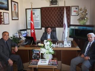 Muğla Vergi Dairesi Başkanı Hüseyin BAYAR Muüla Vergi Dairesi Başkanlığı Grup Müdürü Ömer KABAHOR
