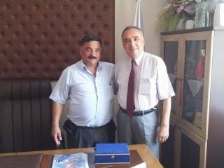 Muğla Vergi Dairesi Başkanı Sayın Hüseyin BAYAR (2)