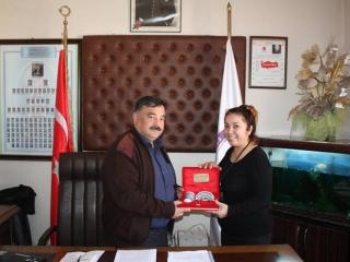Ortaca FM Genel Müdürü Solmaz Tınas GÜLAL