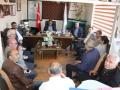 Sayın Milletvekilimiz Nihat Öztürk'ün Odamıza Ziyareti