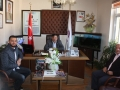 Selbest Muhasebeci Mali Müşavir Mustafa TAŞKESİĞİ Üyemiz Serkan KALFAT