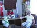 Tosyalı Ahmet Beyin Ziyaret