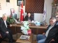 Ula Ak Parti İlçe Başkanı İsmail AKKAYA ve Hayati BAKA