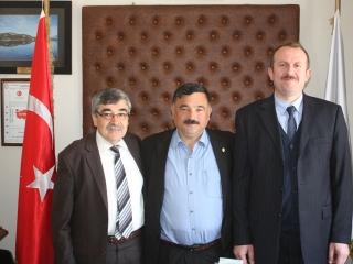Ula Atatürk Ortaokulu Müdürü Muammer KABAR, Ula İmam Hatip Ortaokulu Müdürü Mehmet AKYOL