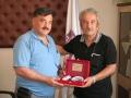 Ula Belediye Spor Teknik Direktörü Cemil Şatıroğlu ( Cemil HOCA)