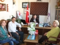 Ula Esnaf ve Sanatkalar Odası Başkanı Kemal Özçelik'in Akyakada Yaşayan Akrabaları Makamında Ziyaret etti.