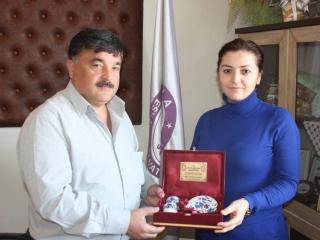 Ula Halk Eğitim Merkezi Müdür Yardımcısı Sevilay Öztekin