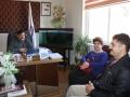 Ula Kaymakamlığı Yazı İşleri Müdürü Şennur DAYANAK - Ula Ali Koçman Meslek Yüksekokulu Öğr. Gör. Selim YENEN
