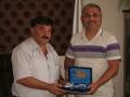 Ulamızın Eniştesi Şeker = Finans Pazarlama Müdürü Mustafa Sedefoğlu