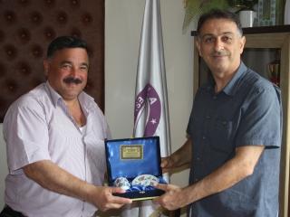 Ustası Süleyman Hava'nın Oğlu Dr. Hüseyin Tamer HAVA (Hava Yarbay)