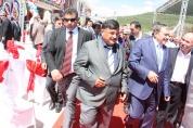 Hüseyin Ercan Ermaş Mermer Anadolu Lisesi Açılış Töreni 02.05.2015