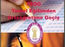 TEOG Sınavında Başarılar Dileriz