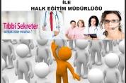 Tıbbi Sekreterlik Kursu